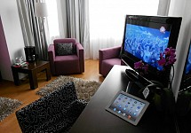 Ipad Hotel Bucharest Romania