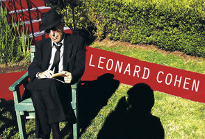 Leonard Cohen to perform in Romania, September 22, 2012